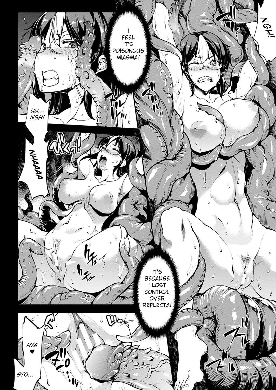[Erect Sawaru]Shinkyoku no Grimoire III-PANDRA saga 2nd story-ch.20-End+Bonus [English] 3