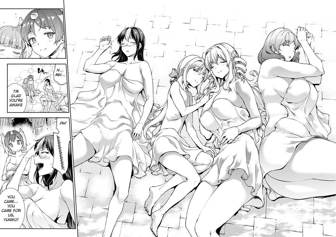 [Erect Sawaru]Shinkyoku no Grimoire III-PANDRA saga 2nd story-ch.20-End+Bonus [English] 44