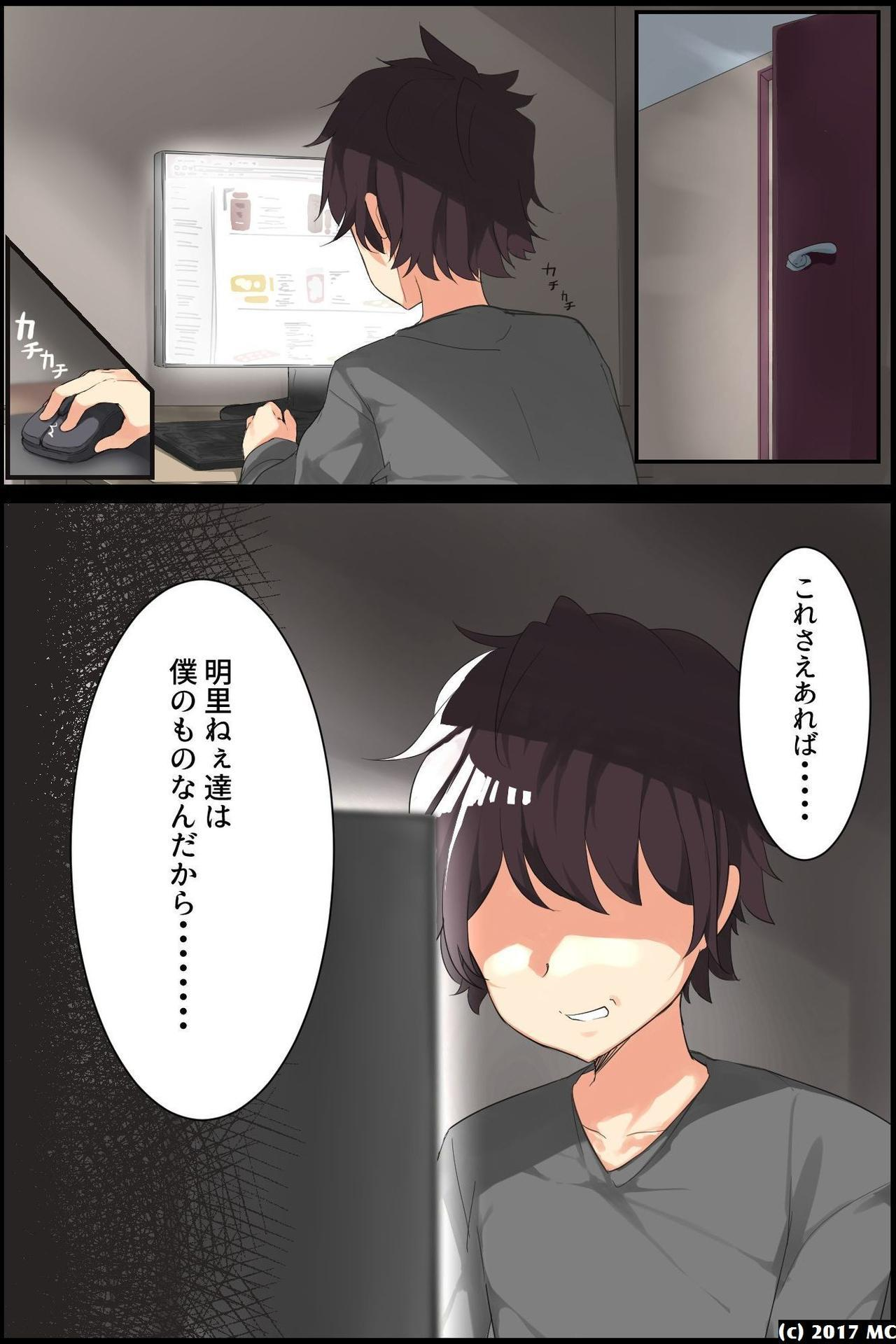 Aneochi 3-nin no Ane o Choukyou Shita Kiroku 6