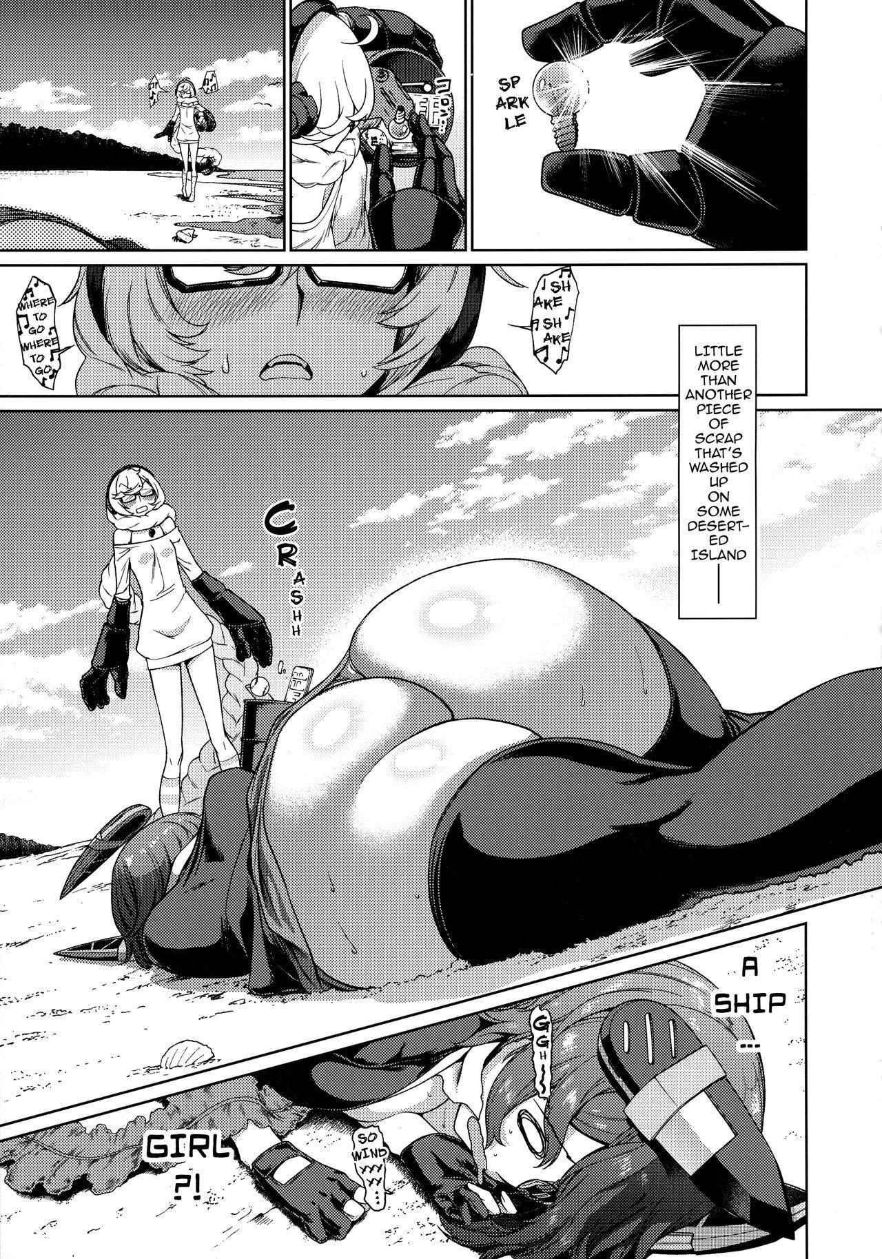 (C92) [dam labo (dam)] Tenryuu (Ore) wa Shuusekichi (Omae) no Nan nano sa!!   I Told You Supply Depot, This Tenryuu Belongs to You!! (Kantai Collection -KanColle-) [English] {darknight} 3