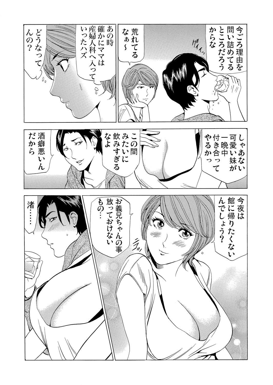 Gibo netori ~ fukushū no yakata 158