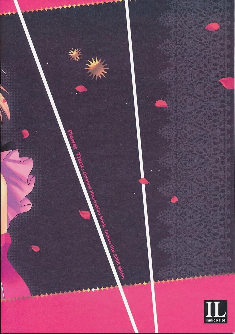 FLOWER TIARA 21