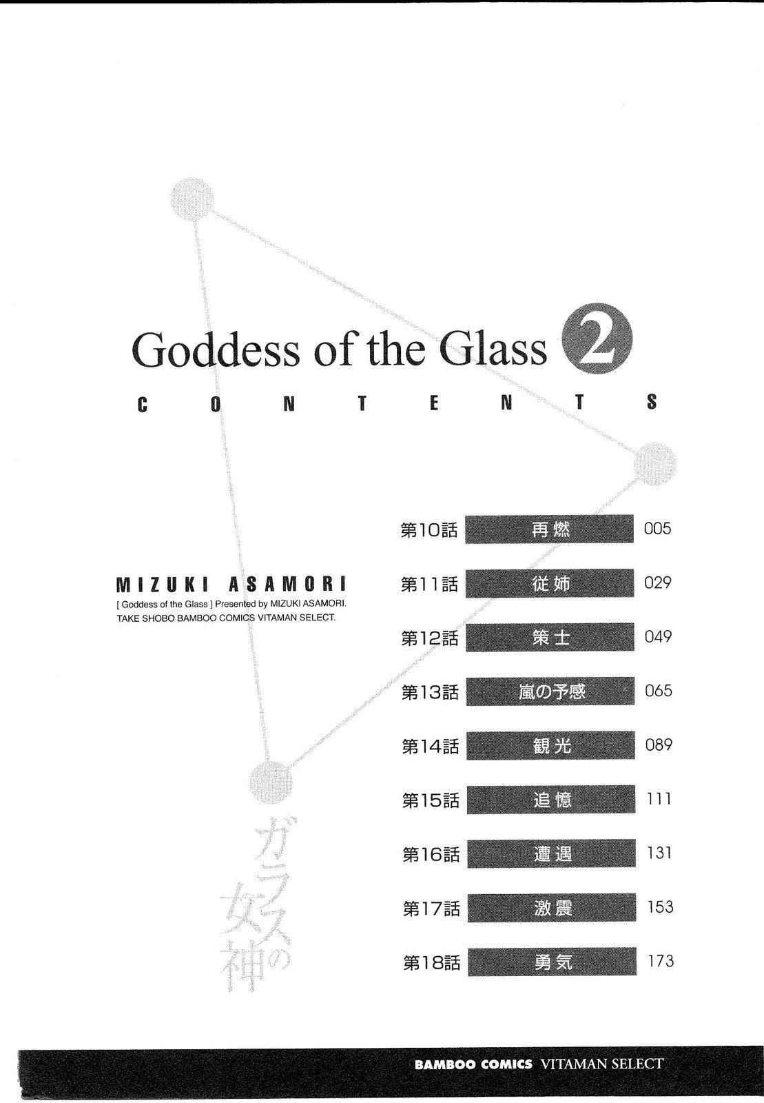 Glass no Megami Vol.2 4