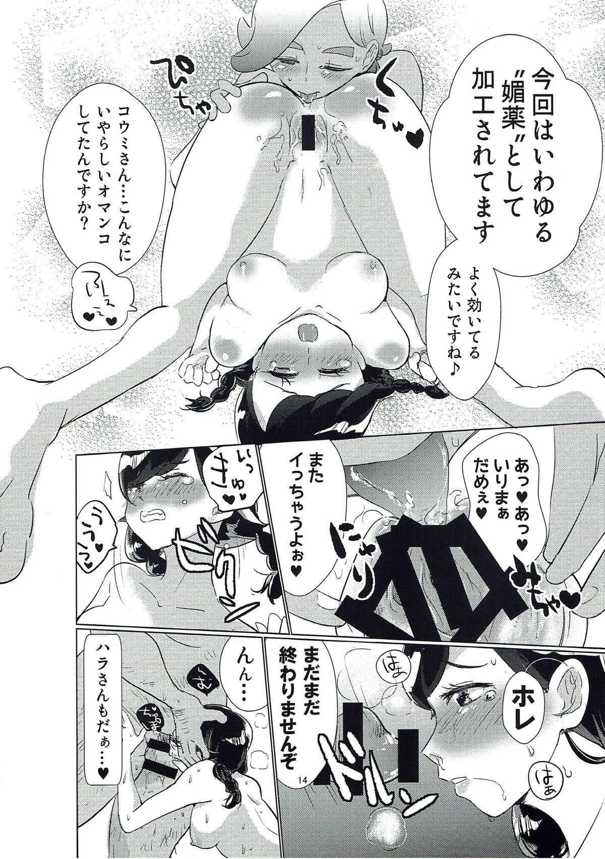 Koumi no Maramarasai Daikikou 12