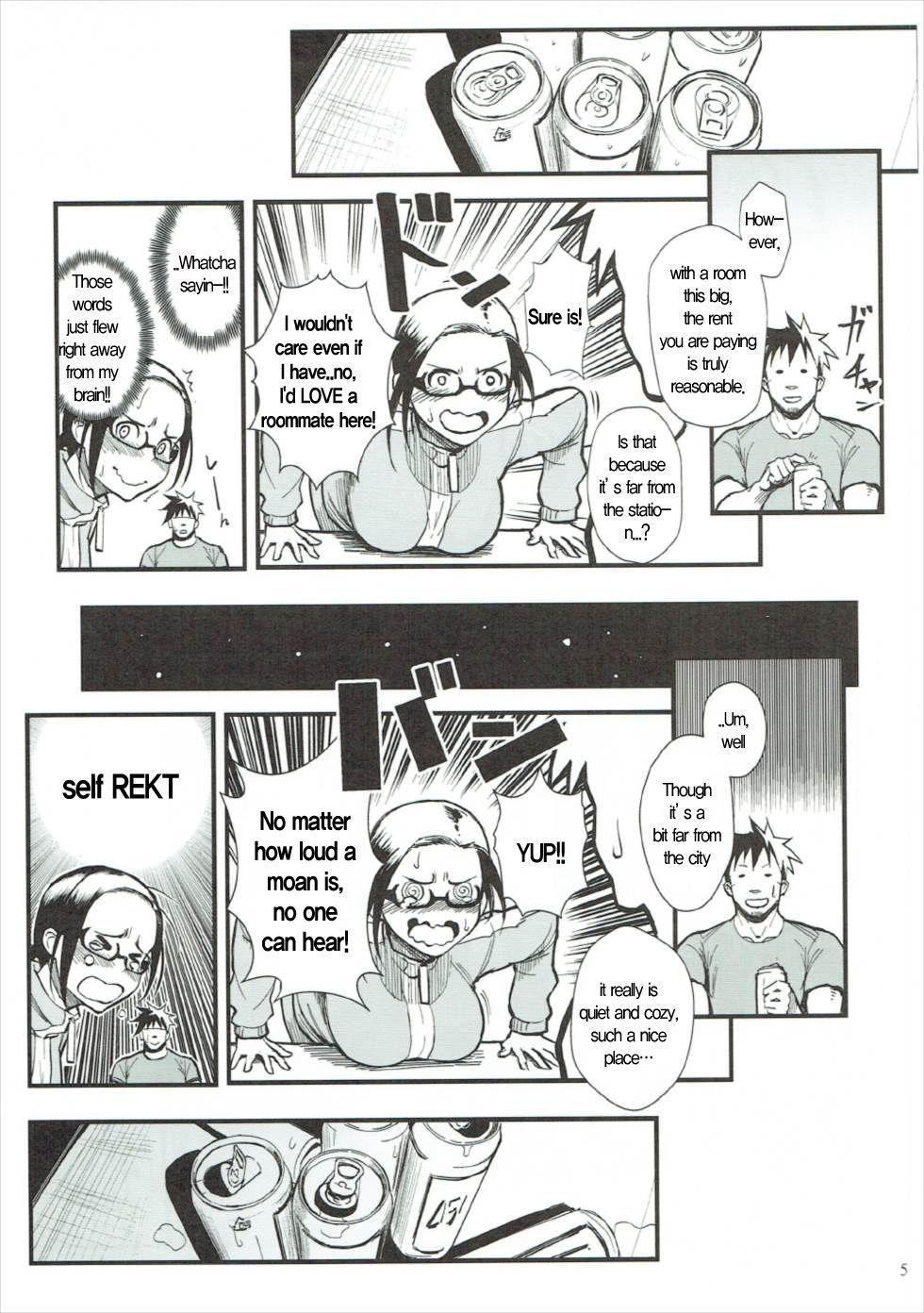 Satou-sensei wa Kataritai 3