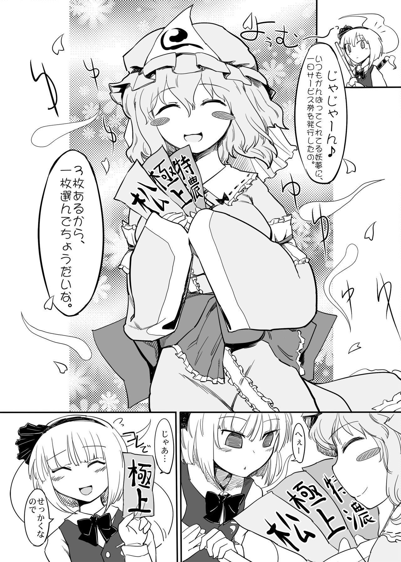 Youmu Kuzushi 3