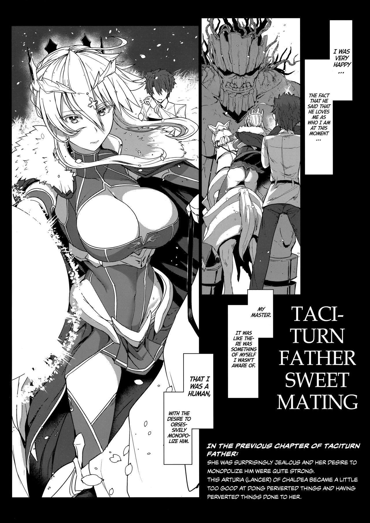 Muttsuri Chichiue Amaama Koubi   Taciturn Father Sweet Mating 2
