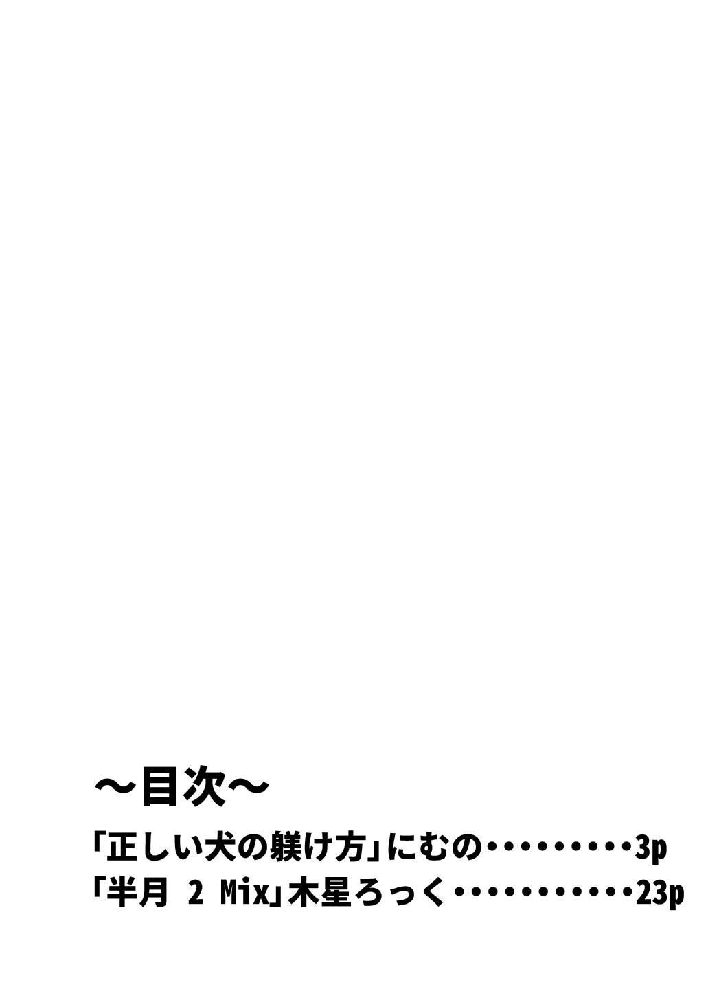 Tadashii Inu no Shitsuke ke Kata 1