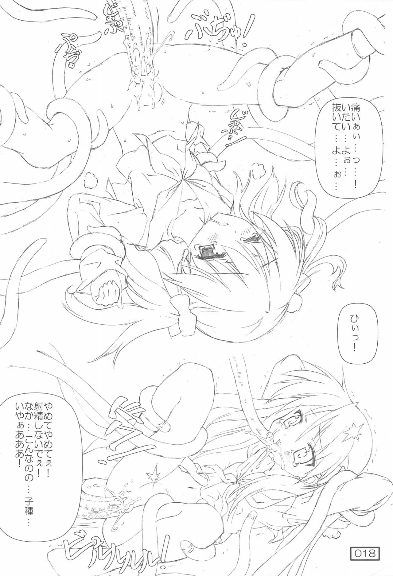 (C72) [Testa Kitchen (Testa)] Jinsei (=ω=.)/ Konata (Lucky Star) 17
