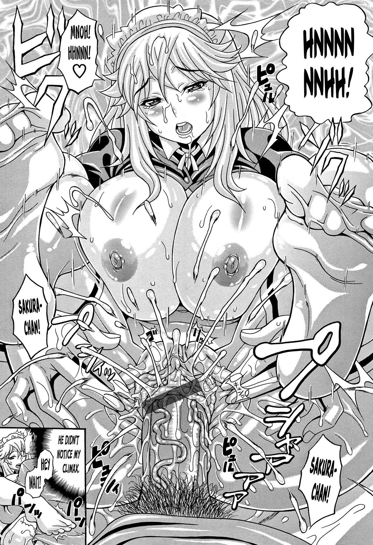 [Andou Hiroyuki] Mamire Chichi - Sticky Tits Feel Hot All Over. Ch.1-7 [English] [doujin-moe.us] 88