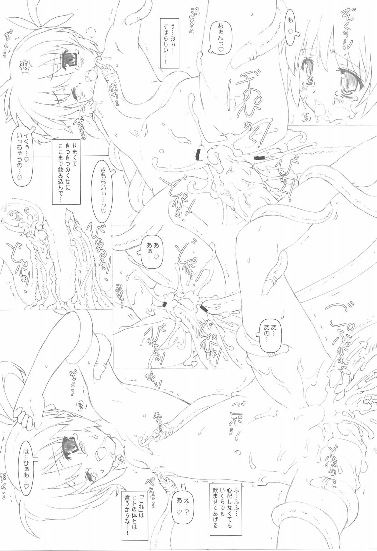 Nanoha-san Shokushu Yuugi 13