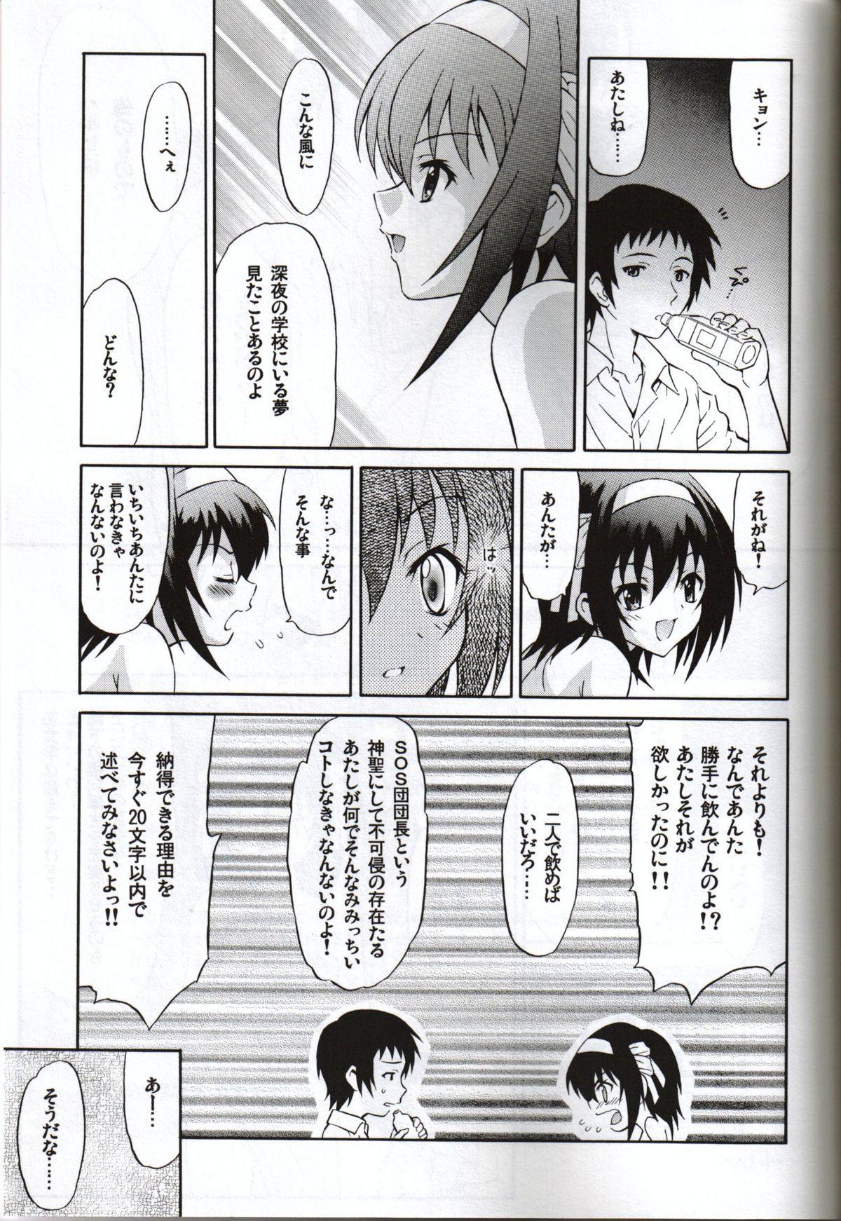 Suzumiya Haruhi no Hatsunetsu 17