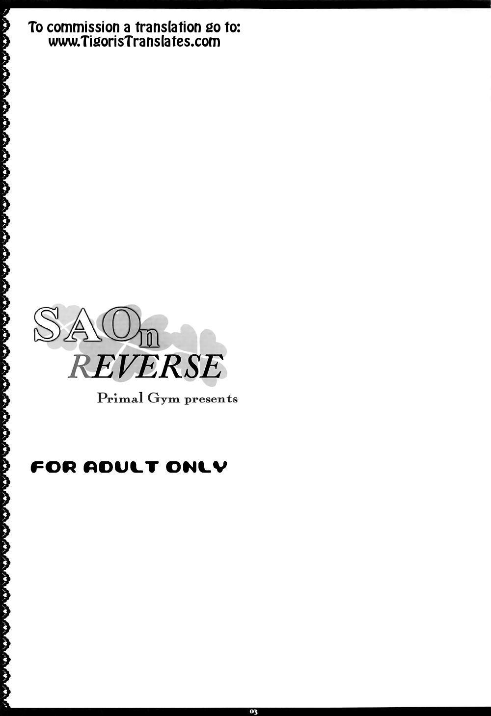 SAOn REVERSE 1