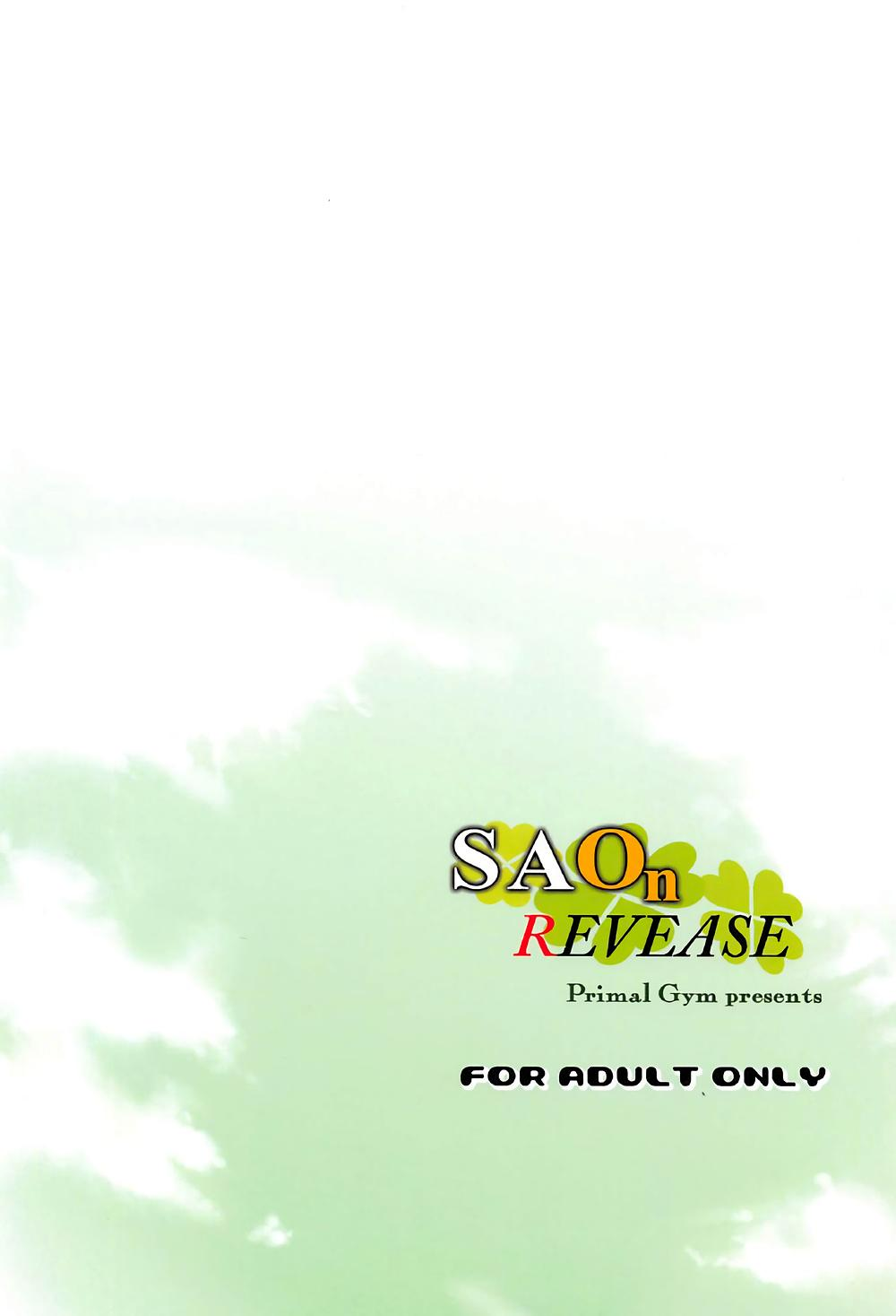 SAOn REVERSE 21