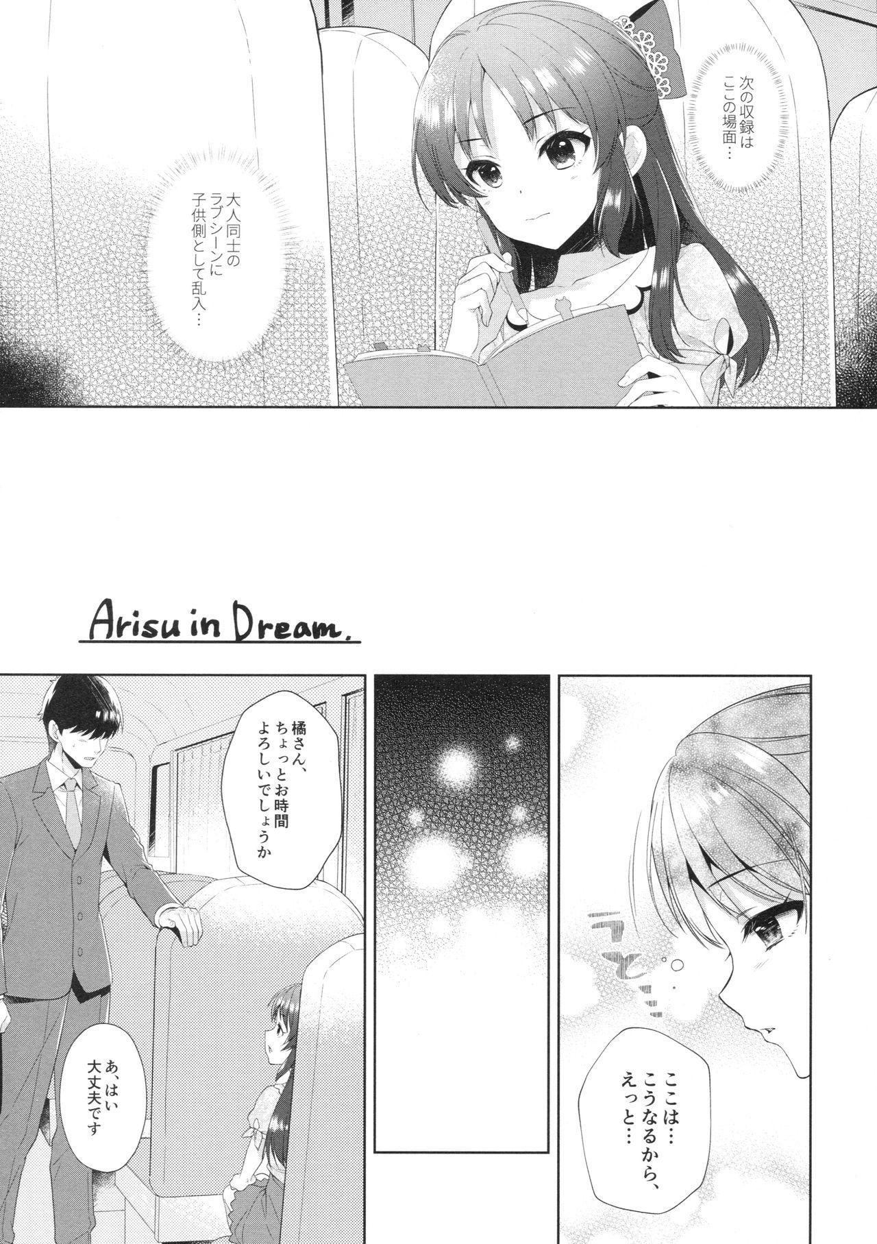 ALICE in DREAM 3