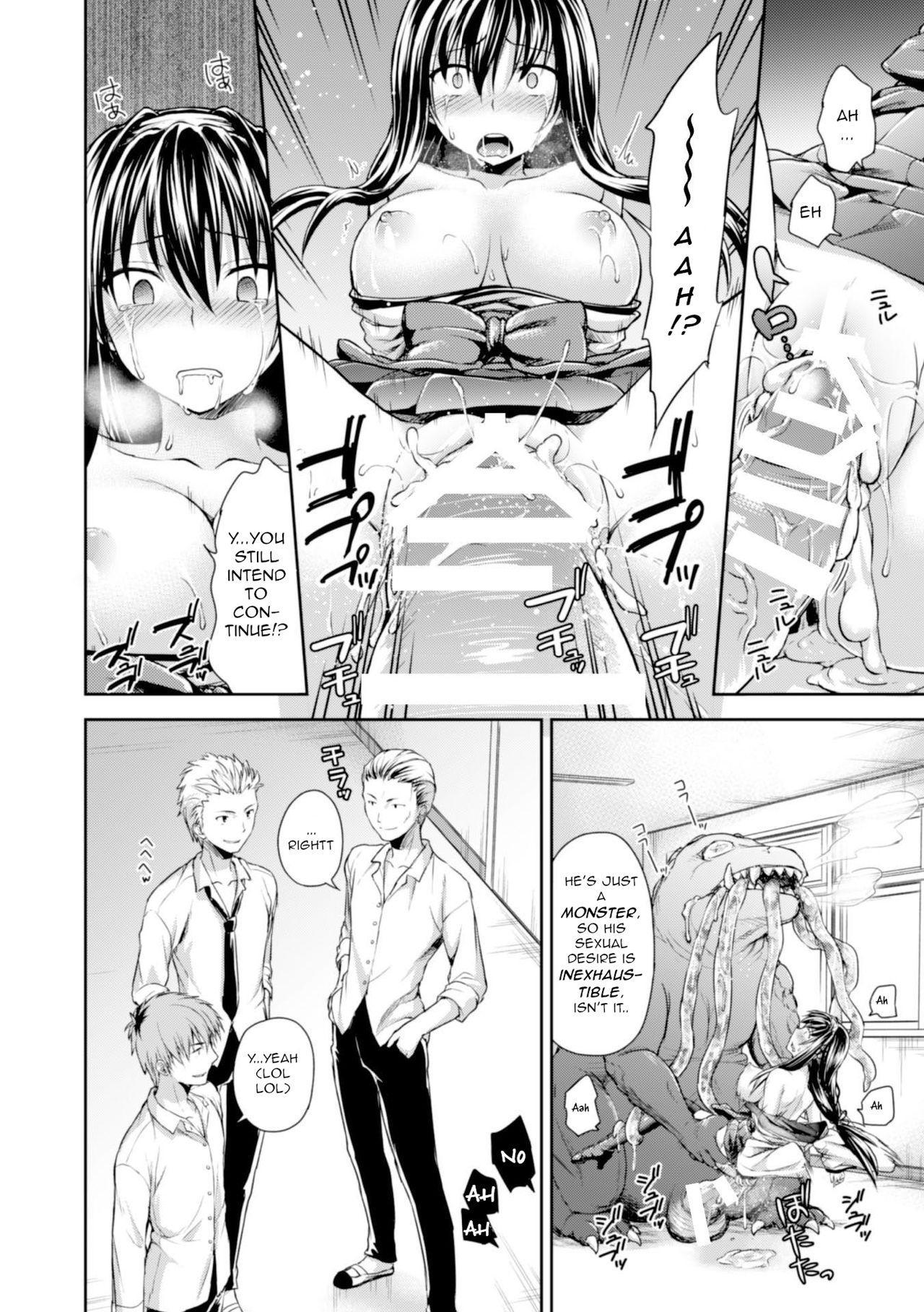 Uragirareta Gakuen Taimashi | Betrayed School Demon Hunter 11