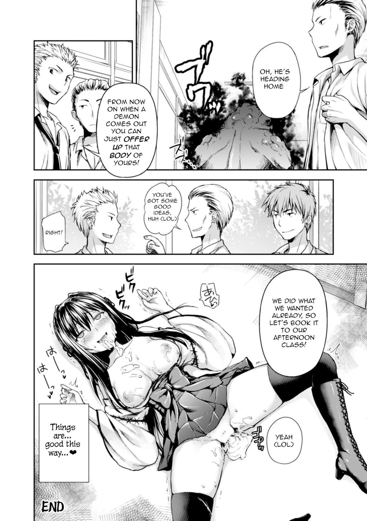 Uragirareta Gakuen Taimashi | Betrayed School Demon Hunter 19