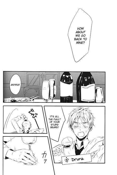 [★ (Komugiko)] Itoshii Hito wa Madoromi no Naka ni (Axis Powers Hetalia) {English] [Incomplete] 9