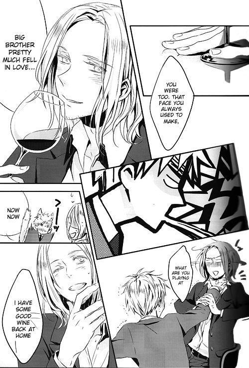 [★ (Komugiko)] Itoshii Hito wa Madoromi no Naka ni (Axis Powers Hetalia) {English] [Incomplete] 8