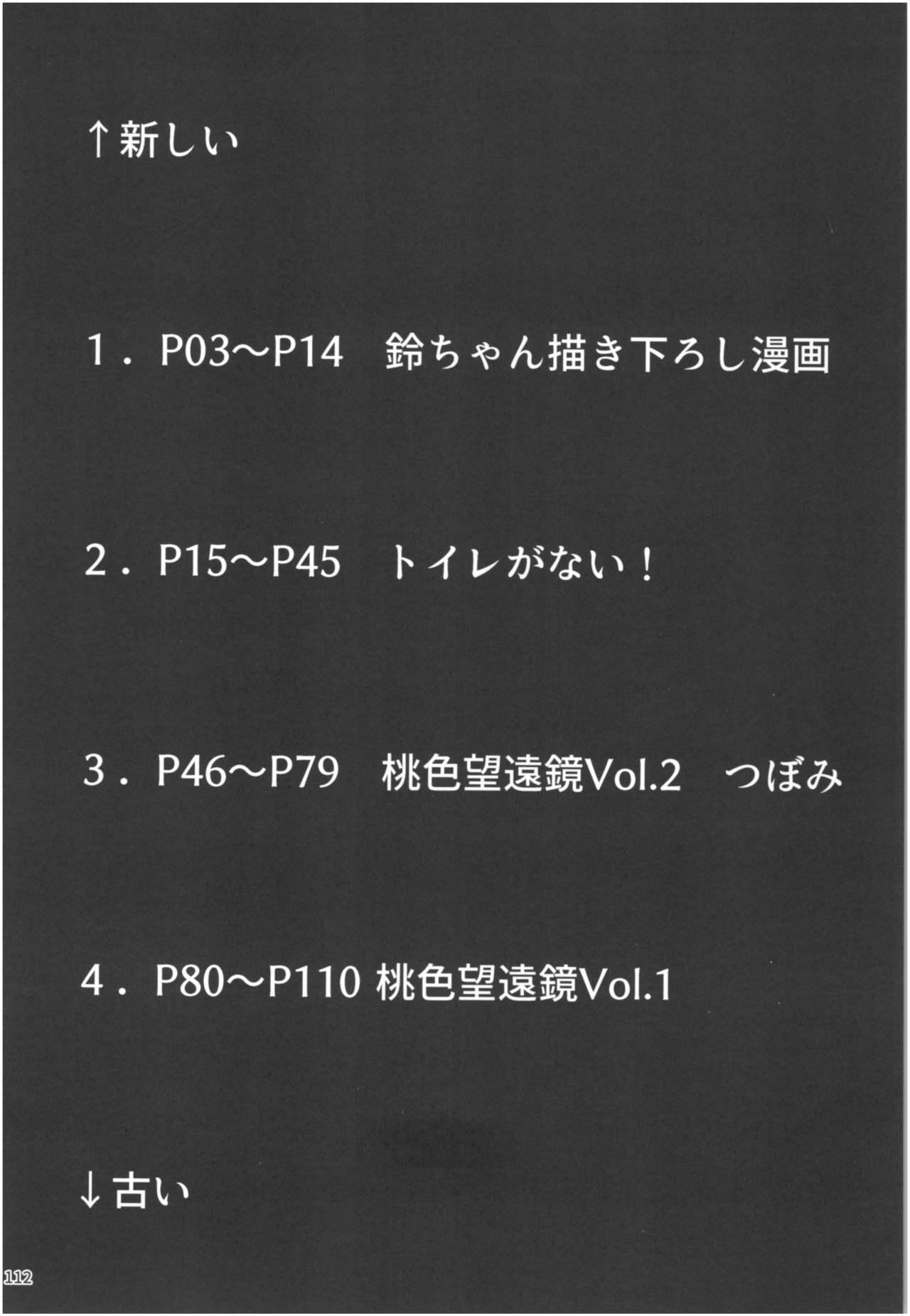 Momoiro Bouenkyou Zen 110