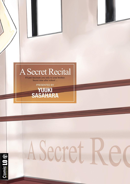 Naisho no Happyoukai. - A Secret Recital 200