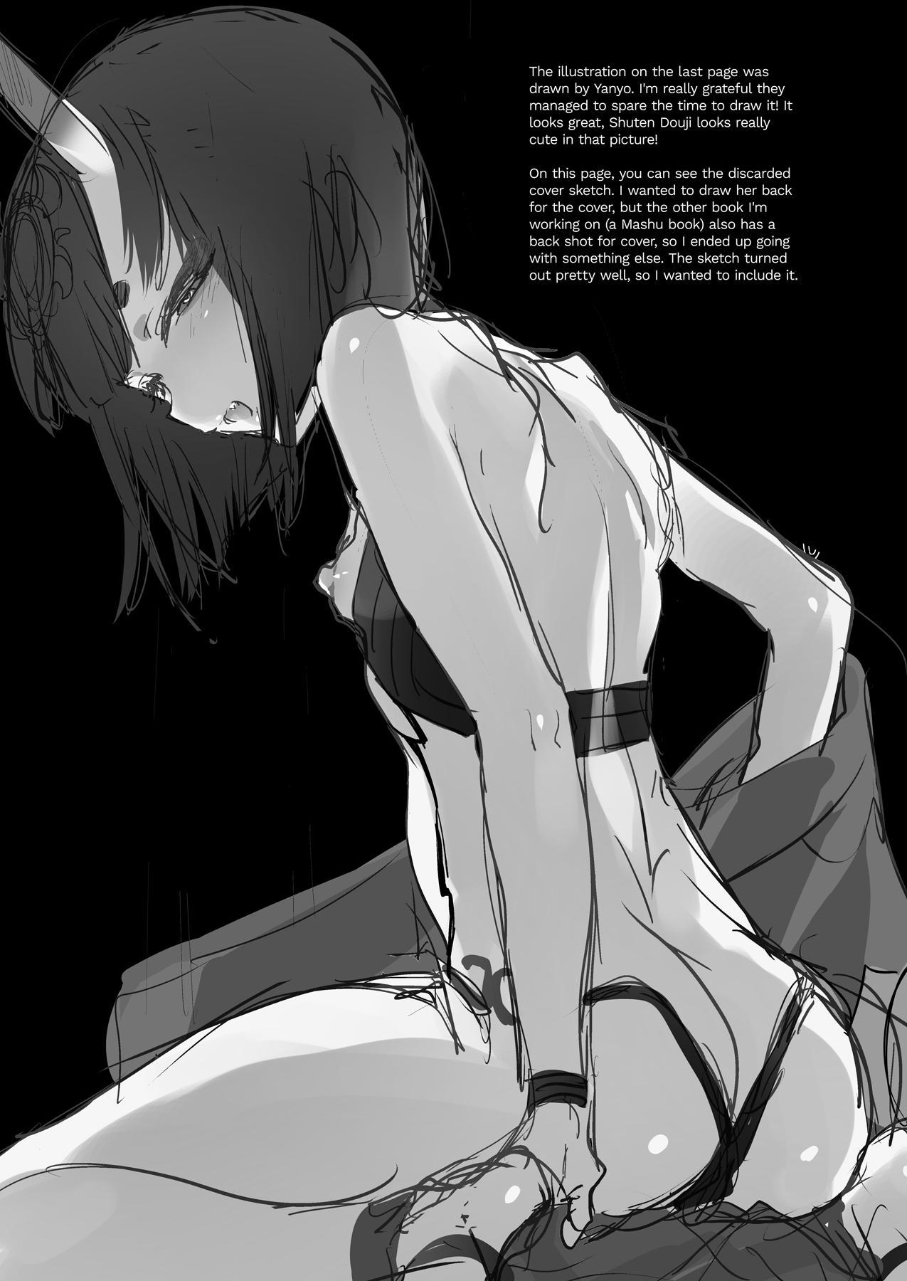Shuten Douji ga Nuitekureru Hon | A Book About Getting Milked Dry by Shuten Douji 24