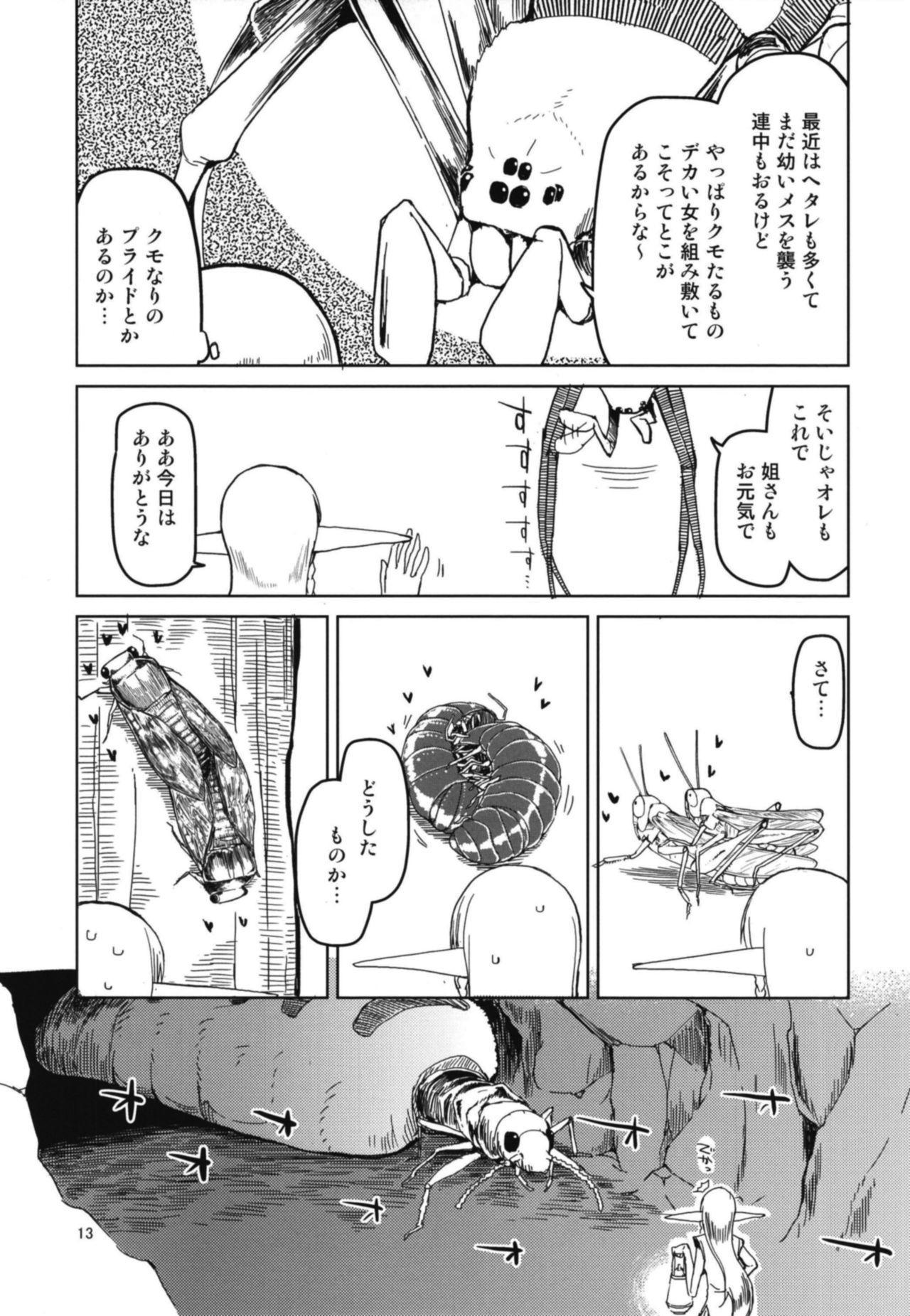 Dosukebe Elf no Ishukan Nikki 5 14
