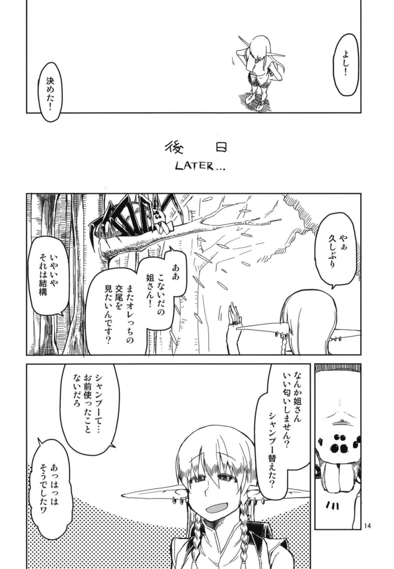 Dosukebe Elf no Ishukan Nikki 5 15