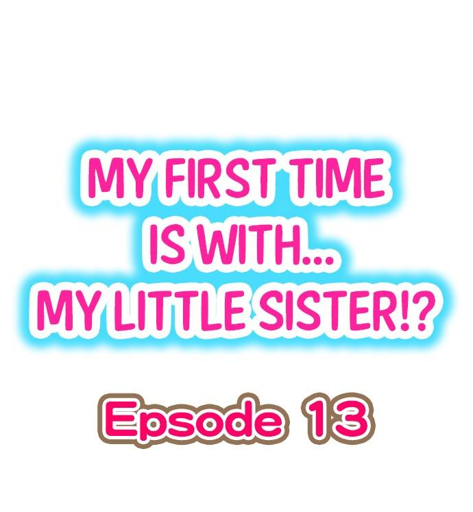 My First Time is with.... My Little Sister?! 112