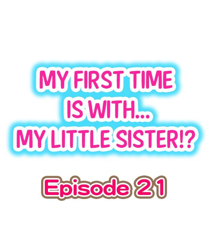 My First Time is with.... My Little Sister?! 185