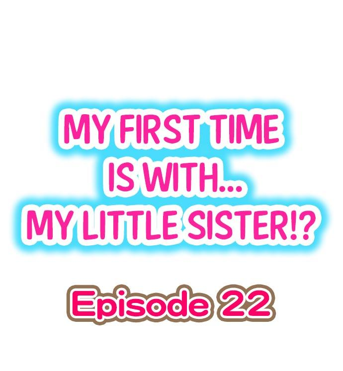 My First Time is with.... My Little Sister?! 194