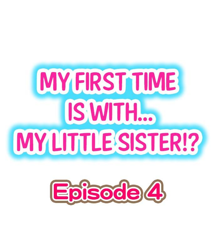 My First Time is with.... My Little Sister?! 27