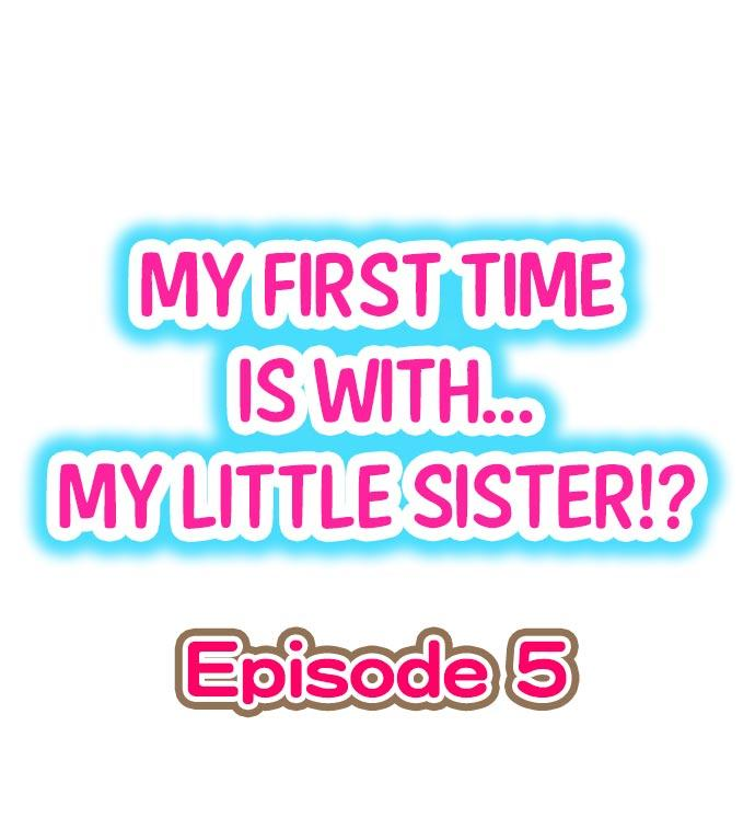 My First Time is with.... My Little Sister?! 36