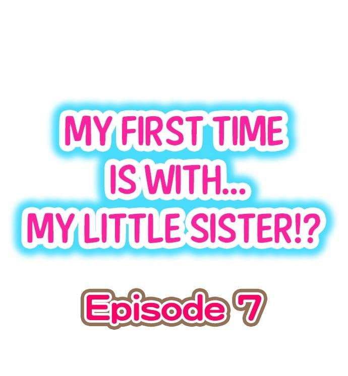 My First Time is with.... My Little Sister?! 56