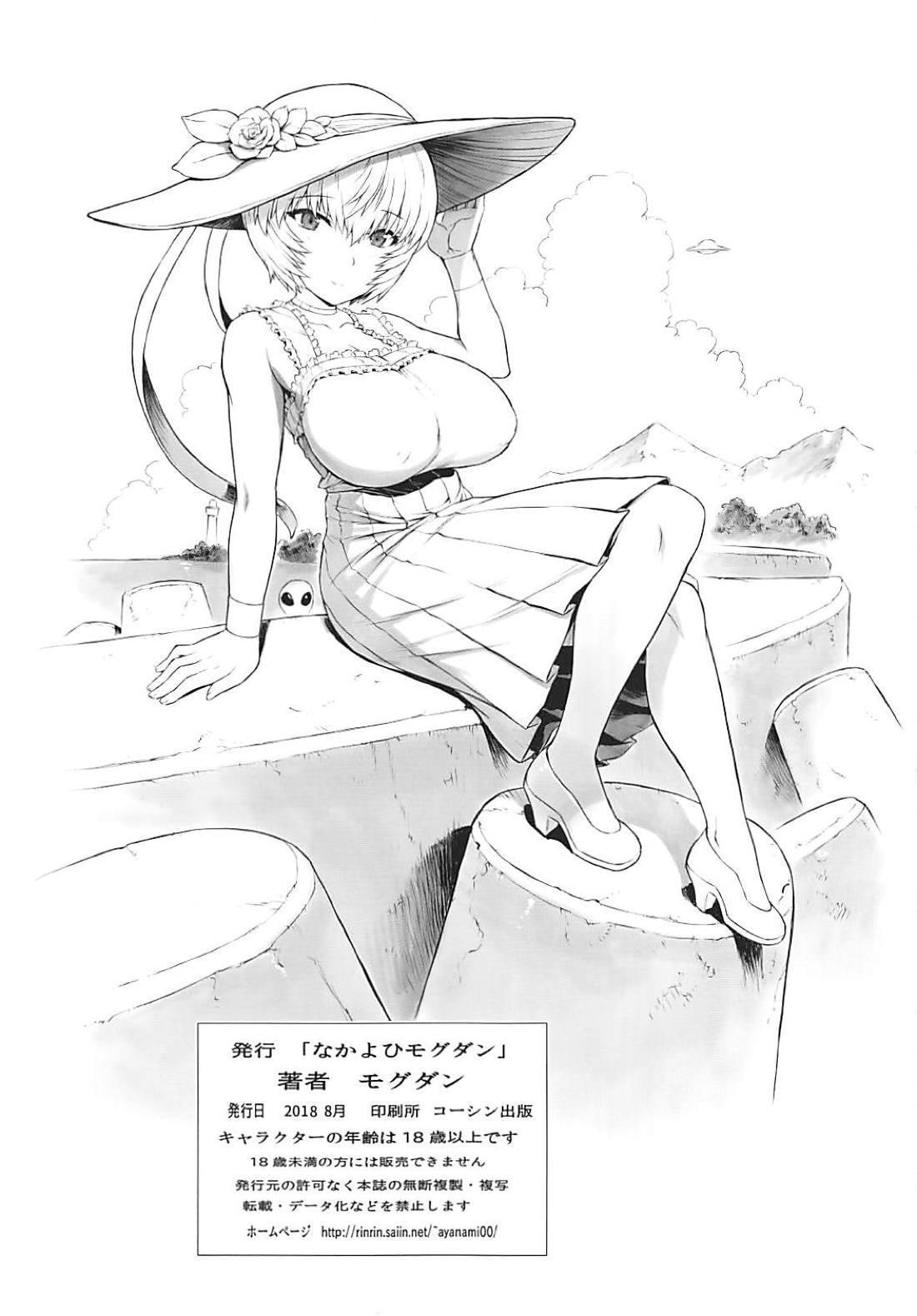 Ayanami Dai 9-kai Ayanami Nikki 17