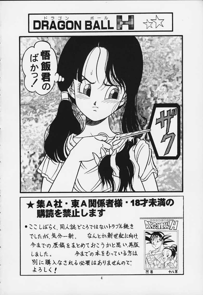 DRAGONBALL H Maki Ichi Ni Saihan 2