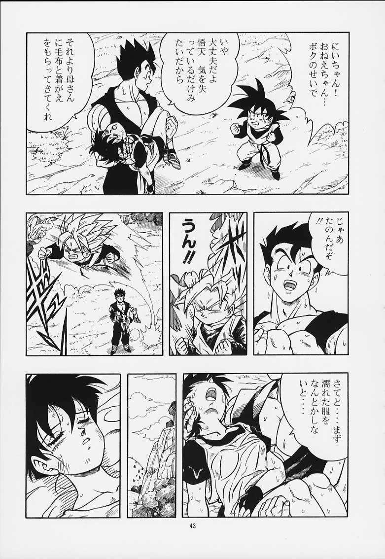 DRAGONBALL H Maki Ichi Ni Saihan 41