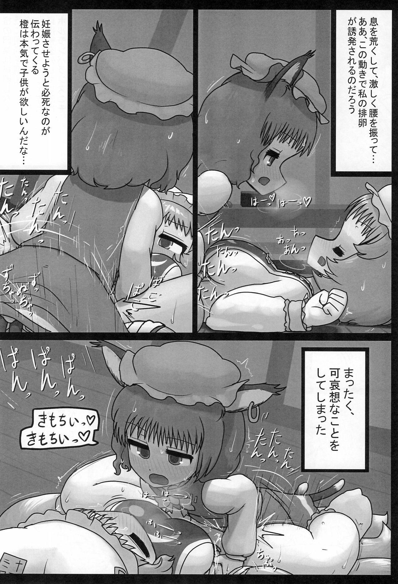 Hogosha Sekimu 9