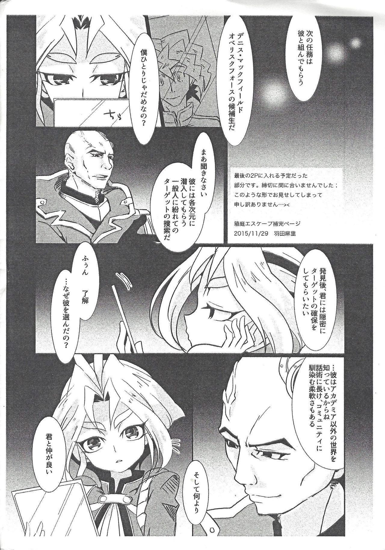 Hakoniwa Escape 23