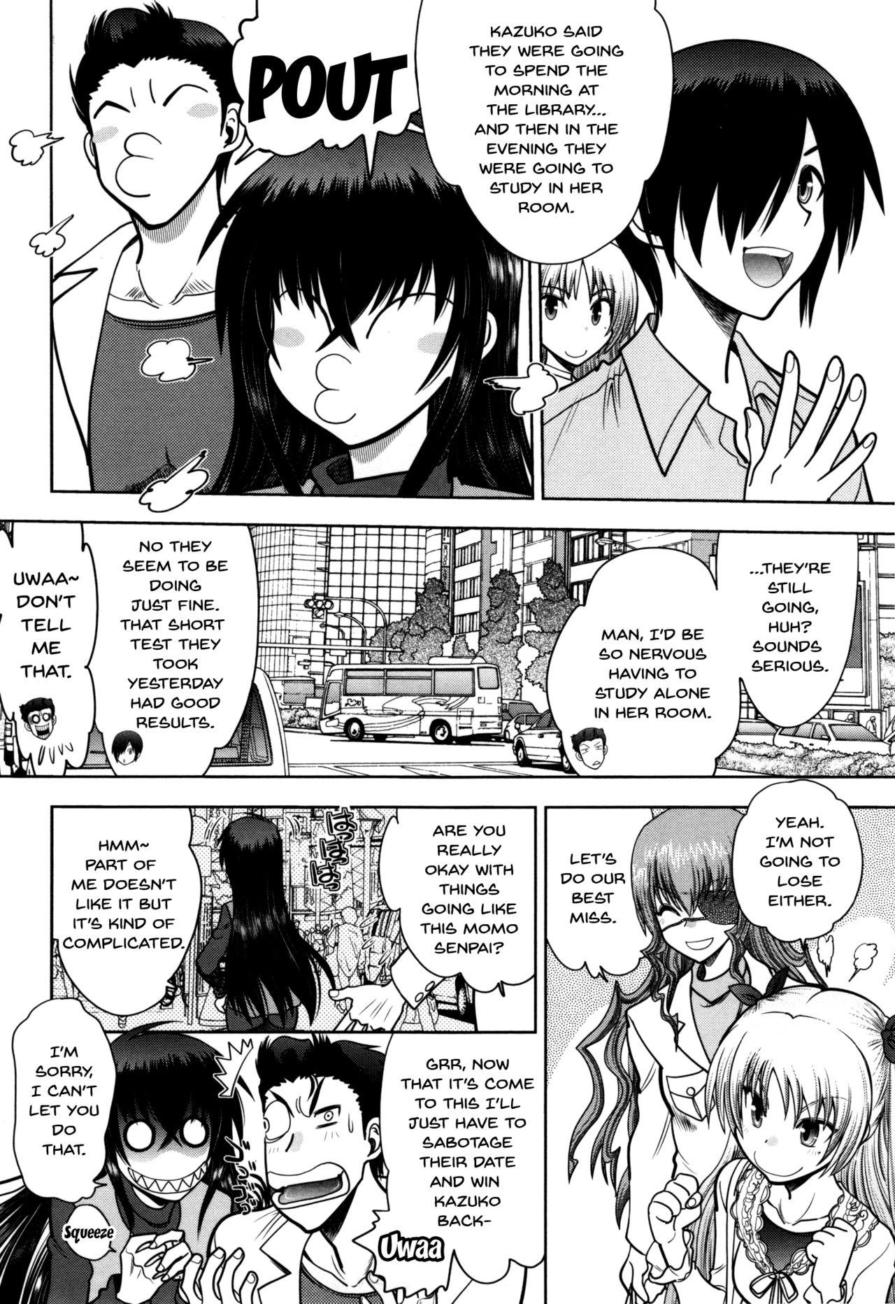 [Yagami Dai] Maji de Watashi ni Koi Shinasai! S Adult Edition ~Shodai Heroine Hen~ | Fall in Love With Me For Real! Ch.1-6 [English] {Doujins.com} 66