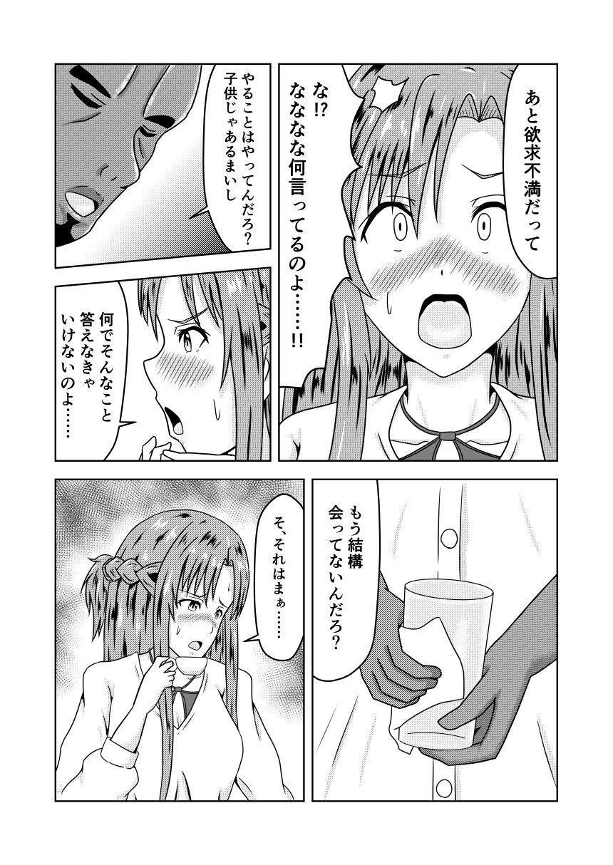 Asuna-san ga Agil ni Netorareru Ohanashi 2