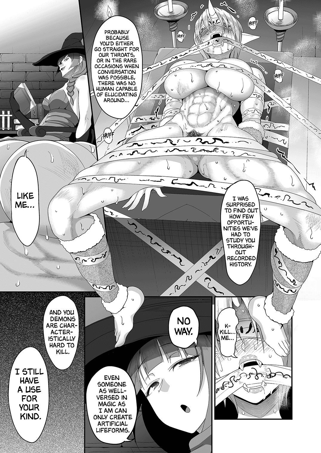 Reizoku Maou III   Enslaved Overlord III 7