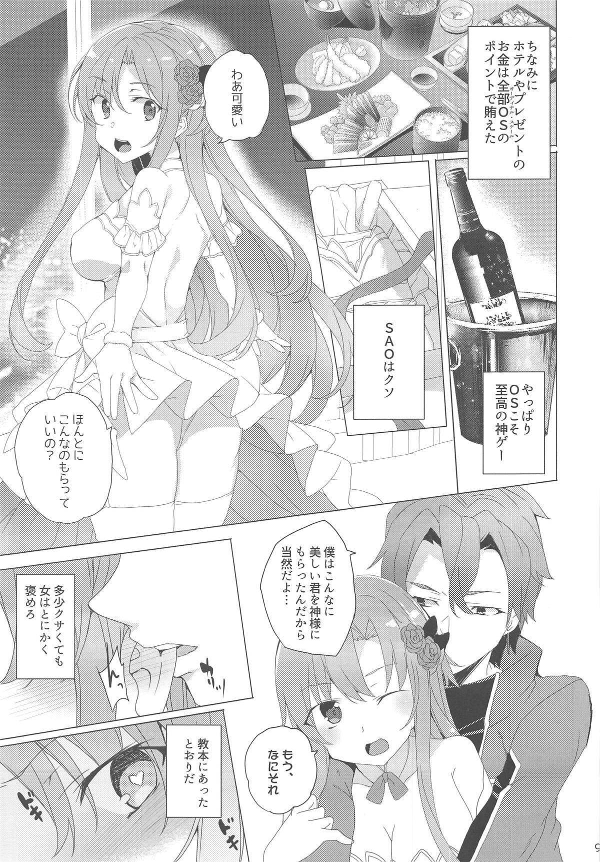Asuna-san o Ordinal Scale de Sennou Shi Koibito Doushi ni Natta Otoko Yatsu no Na wa EIJI 7