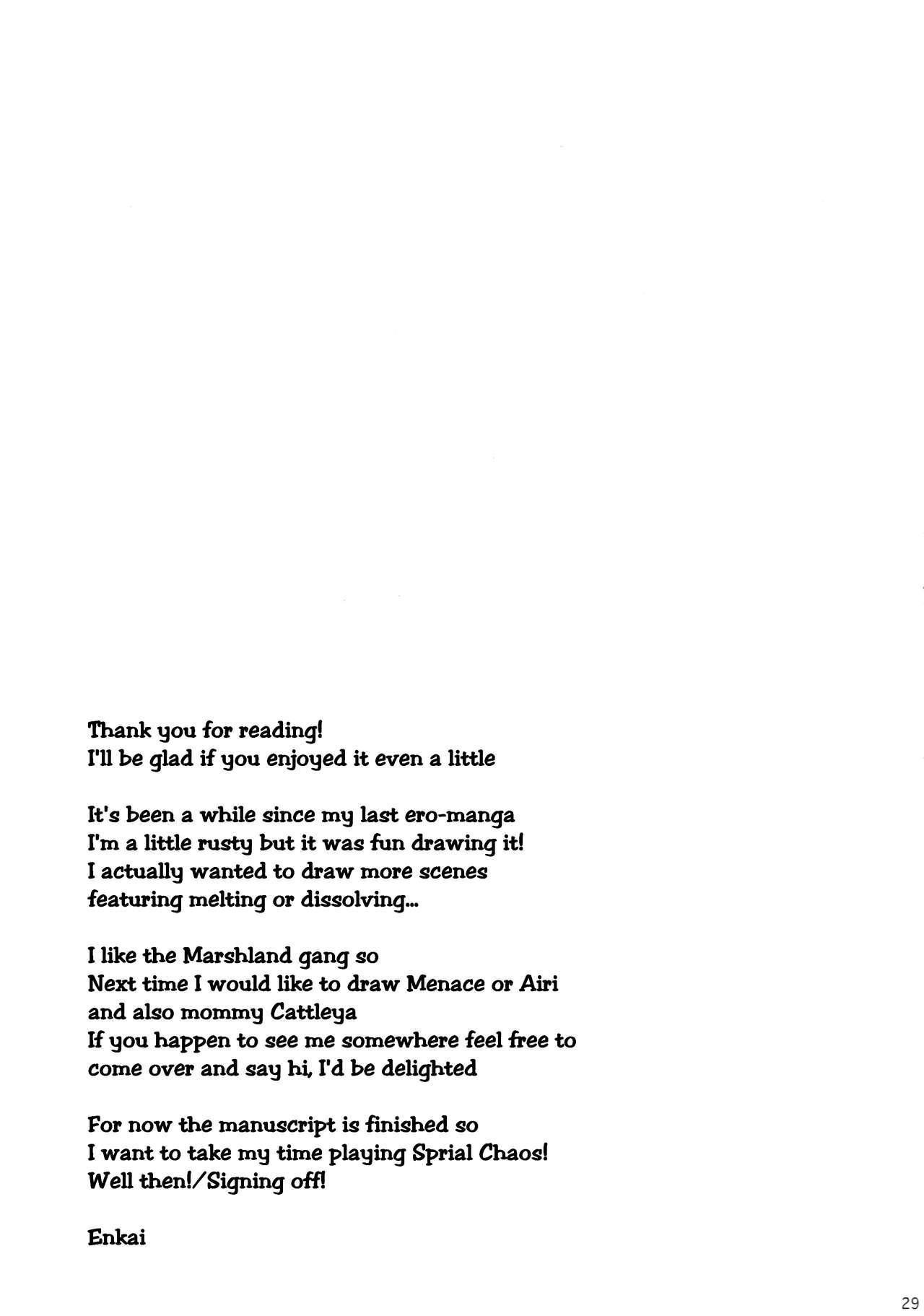 Toromero! | MarshMelo! 27