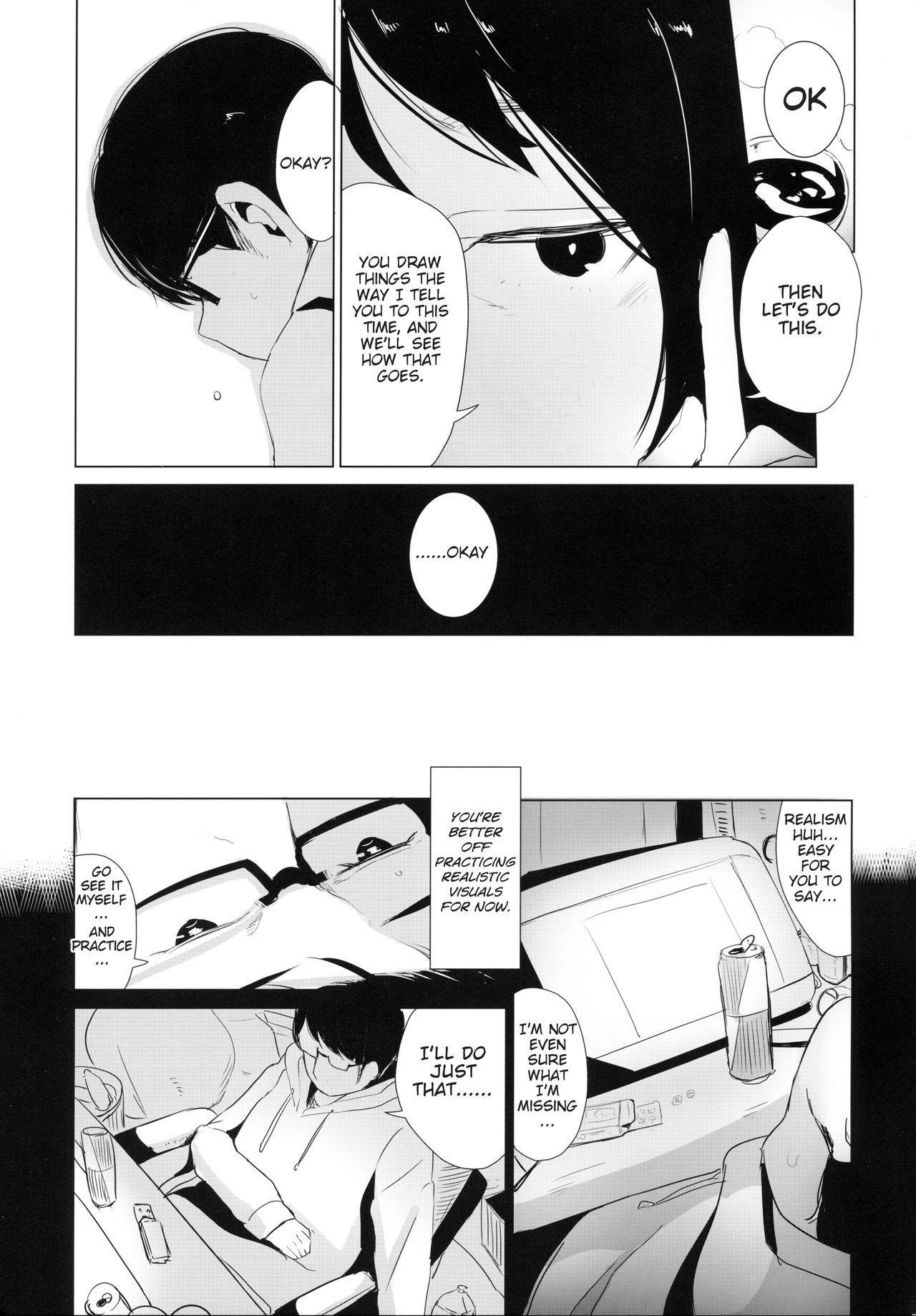 Rachirare Shoujo wa, Manga no Naka de __. Koharu Hen | The Kidnapped Girl in the Manga... Chiharu Chapter 3