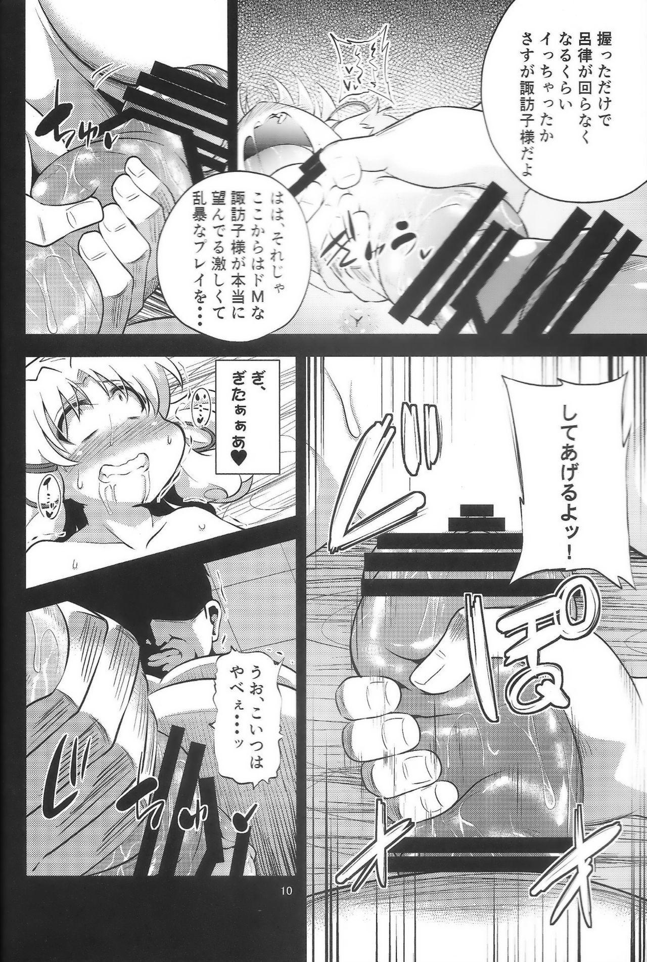 Nikuyokugami Gyoushin 8