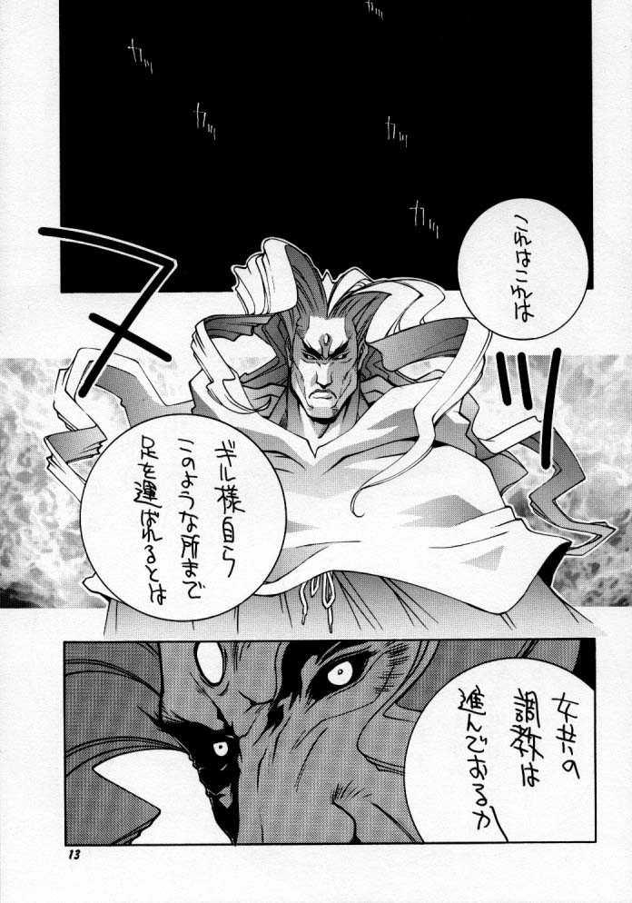 Street Fighter Story 13