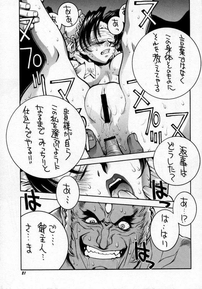 Street Fighter Story 21