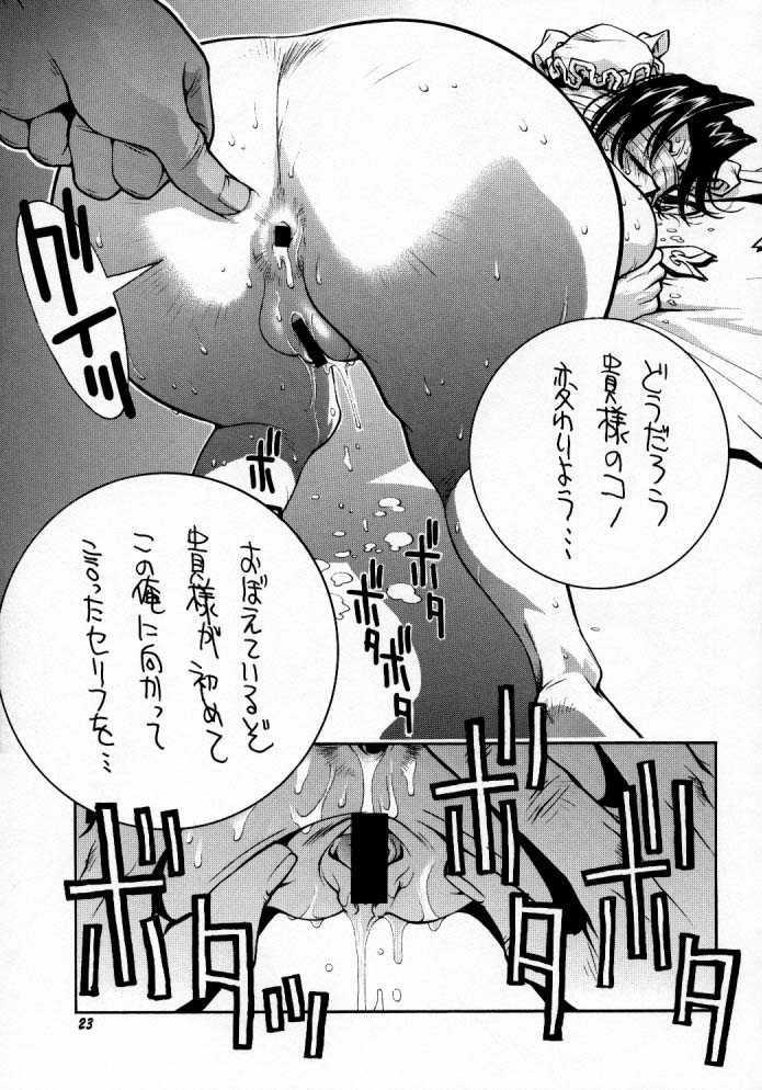 Street Fighter Story 23