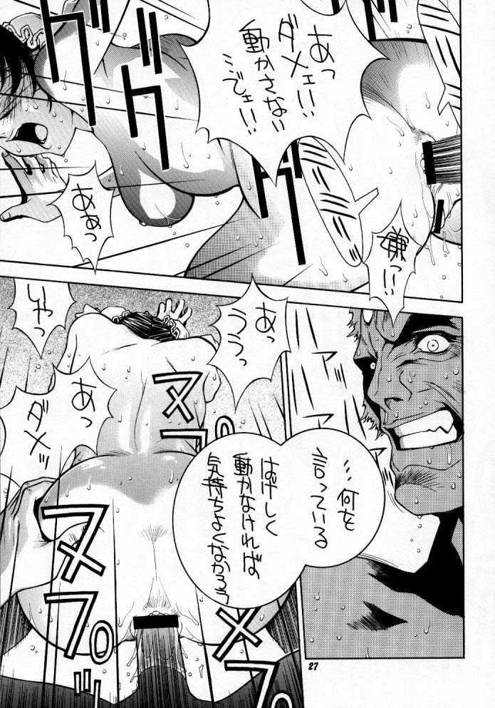 Street Fighter Story 27